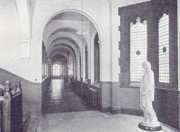 King edward 39 s school - Corridor entrance ...