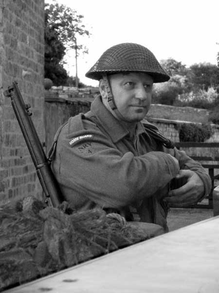 The Home Guard of Great Britain - Home Guard Re-enactment Groups