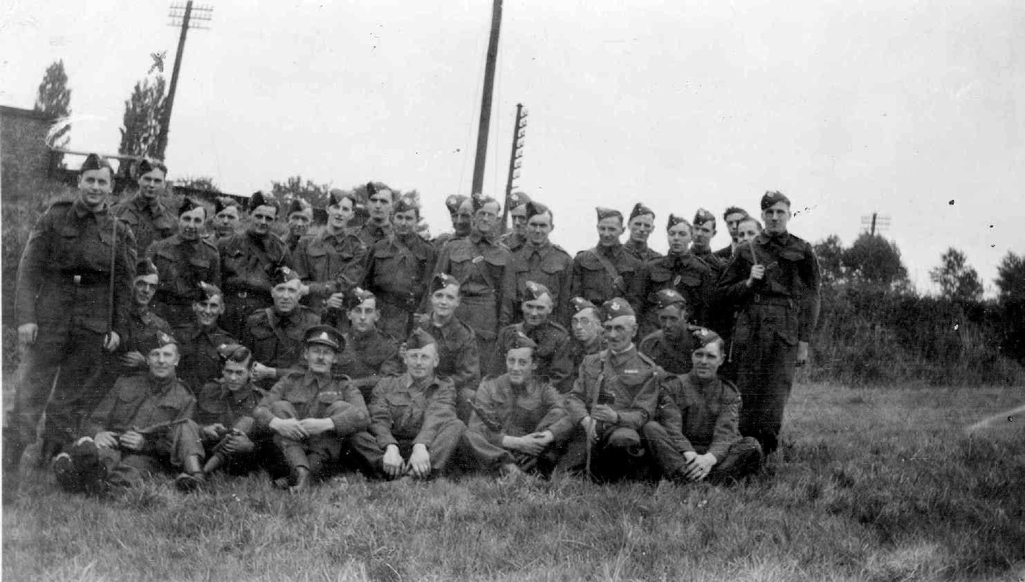 Staffs Home Guard Memories X1